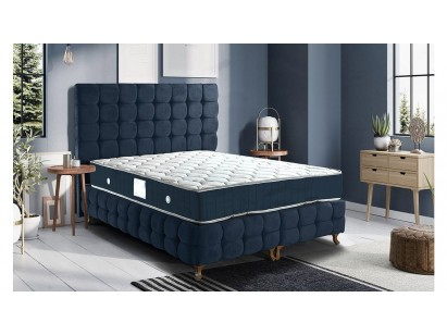 Duke Lux Baza Başlık Yatak Seti