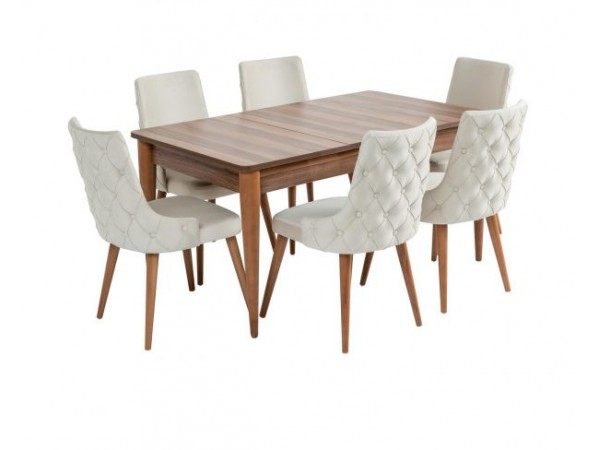 Bianco Masa-Sandalye Seti