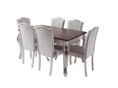 Real Masa-Sandalye Seti