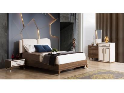 Firuze Yatak Odası