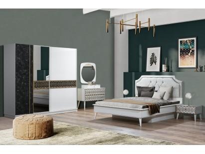 Bergama Beyaz Yatak Odası