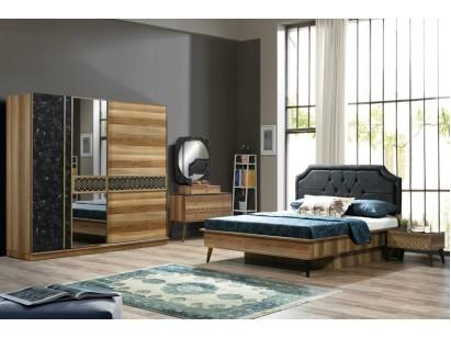 Bergama Ceviz Yatak Odası